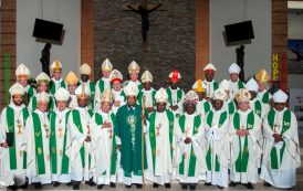 Catholic Bishops' Statement after their August Plenary 2019 in Mariannhill