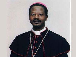 Bishop Frank Nubuasah SVD