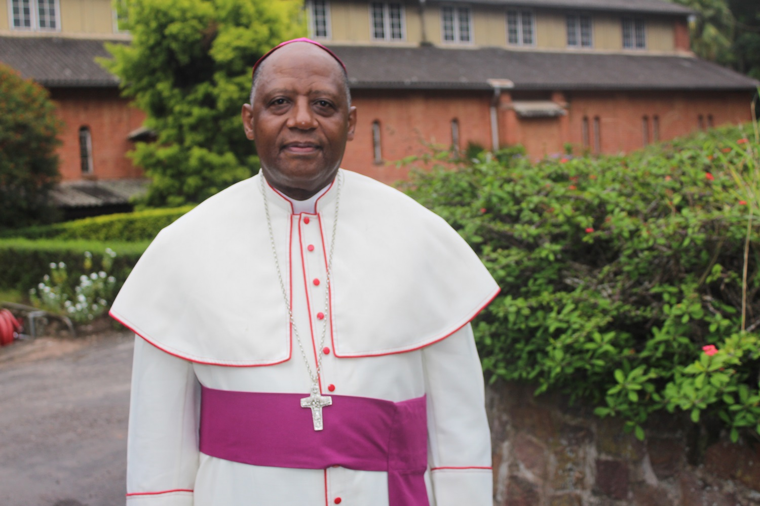 Bishop-Victor-Phalana of SACBC Justice and Peace Commission