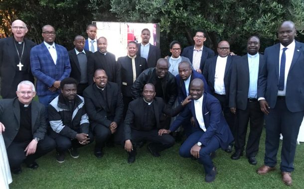 Deepening cooperation between South Africa and the Holy See