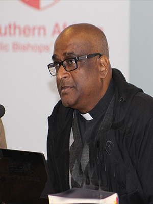 Rev. Fr Sylvester David OMI elected the New Auxiliary Bishop of Cape Town