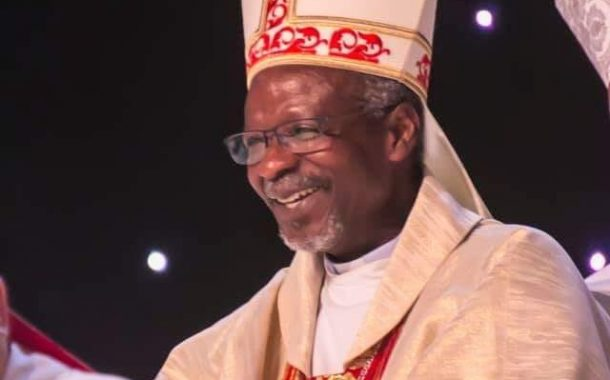 Bishop Frank Nubuasah to be installed Bishop of Gaborone on 17th August, 2019