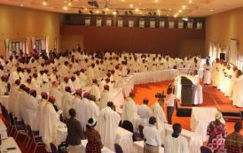 SECAM Golden Jubilee final message by SECAM President