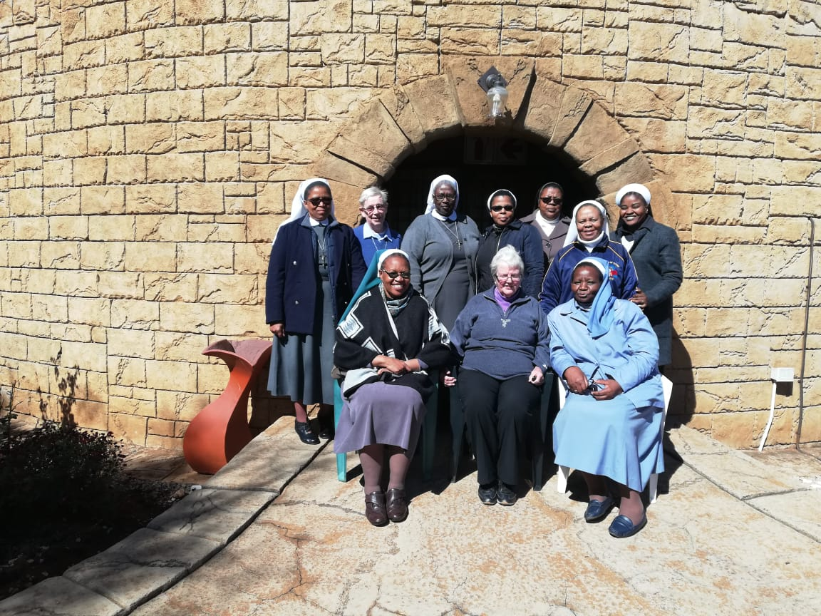 Southern Africa Catholic Nuns call for unity and speak against Xenophobia