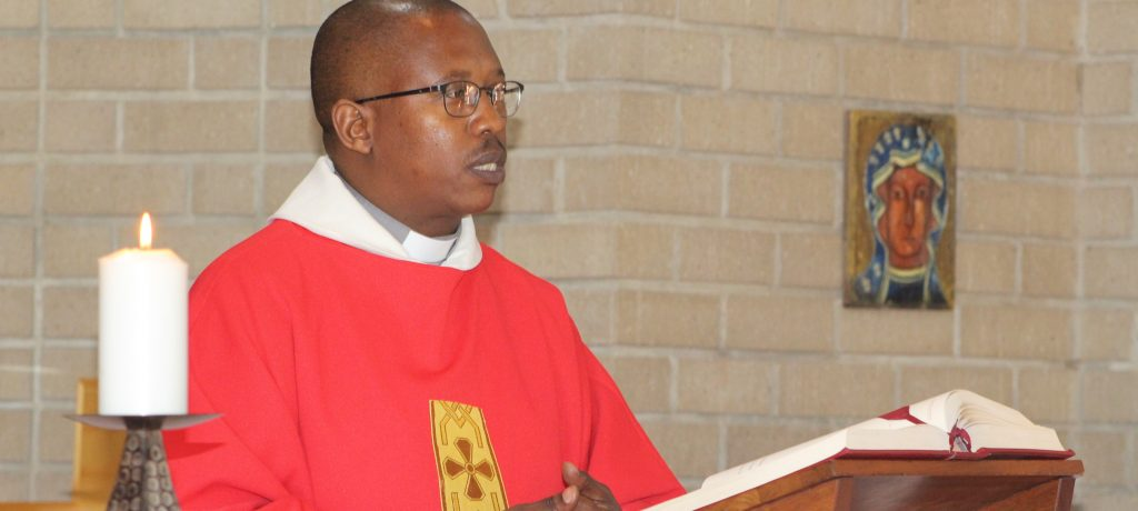Watch and Listen Fr Patrick Rakeketsi of SACBC today on Newsroom Africa channel 405, Time 8pm. He will be talking on the SACBC Programs with UN Women on the Tavern Owners, as a response to Gender Based Violence.