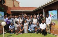 SACBC, Khanya House's Staff Celebrate Extra Ordinary Mission Month