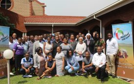 SACBC, Khanya House's Staff Celebrate Extra Ordinary Mission Month