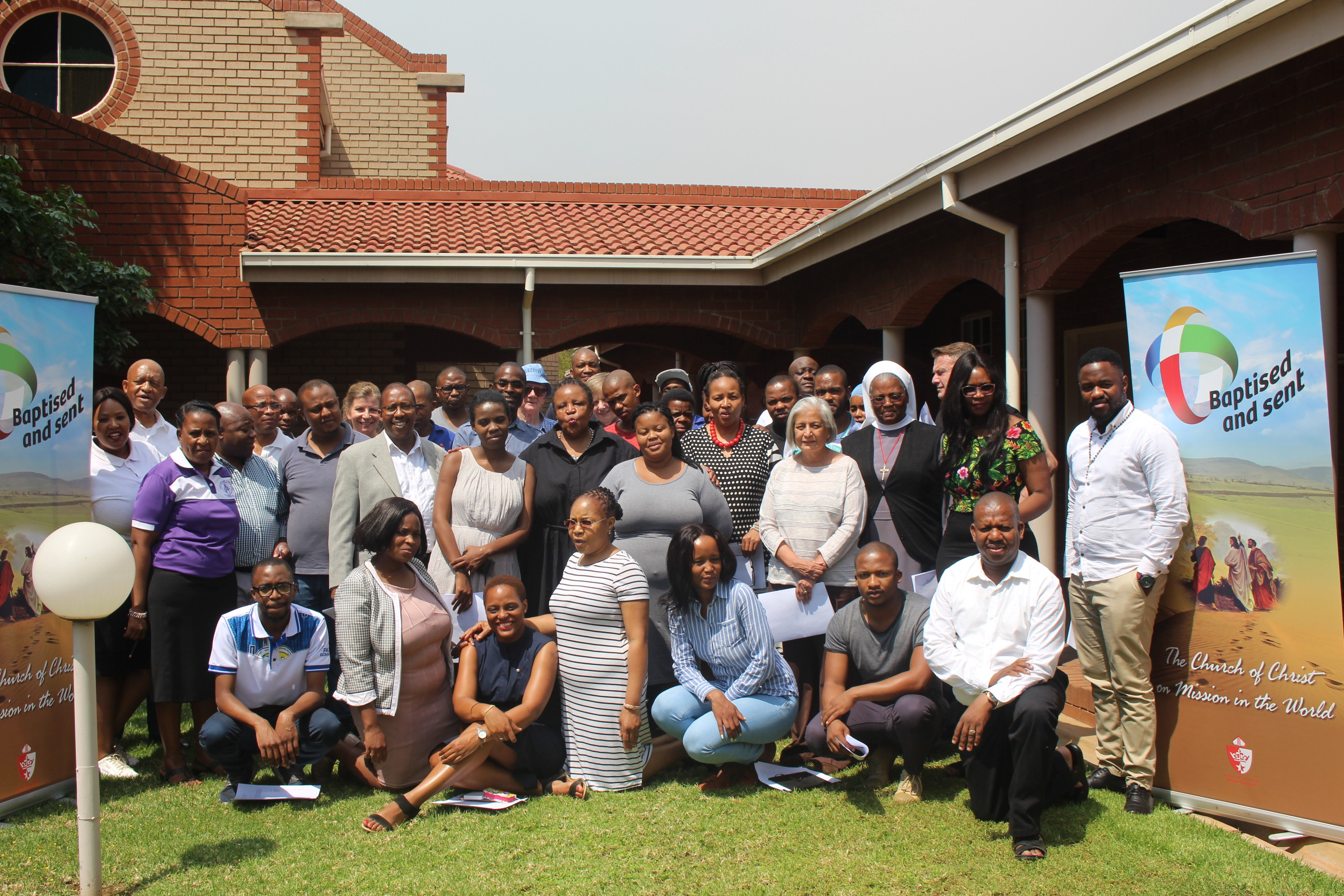 SACBC, Khanya House Staff - Extra Ordinary Mission Month 2019 Celebration