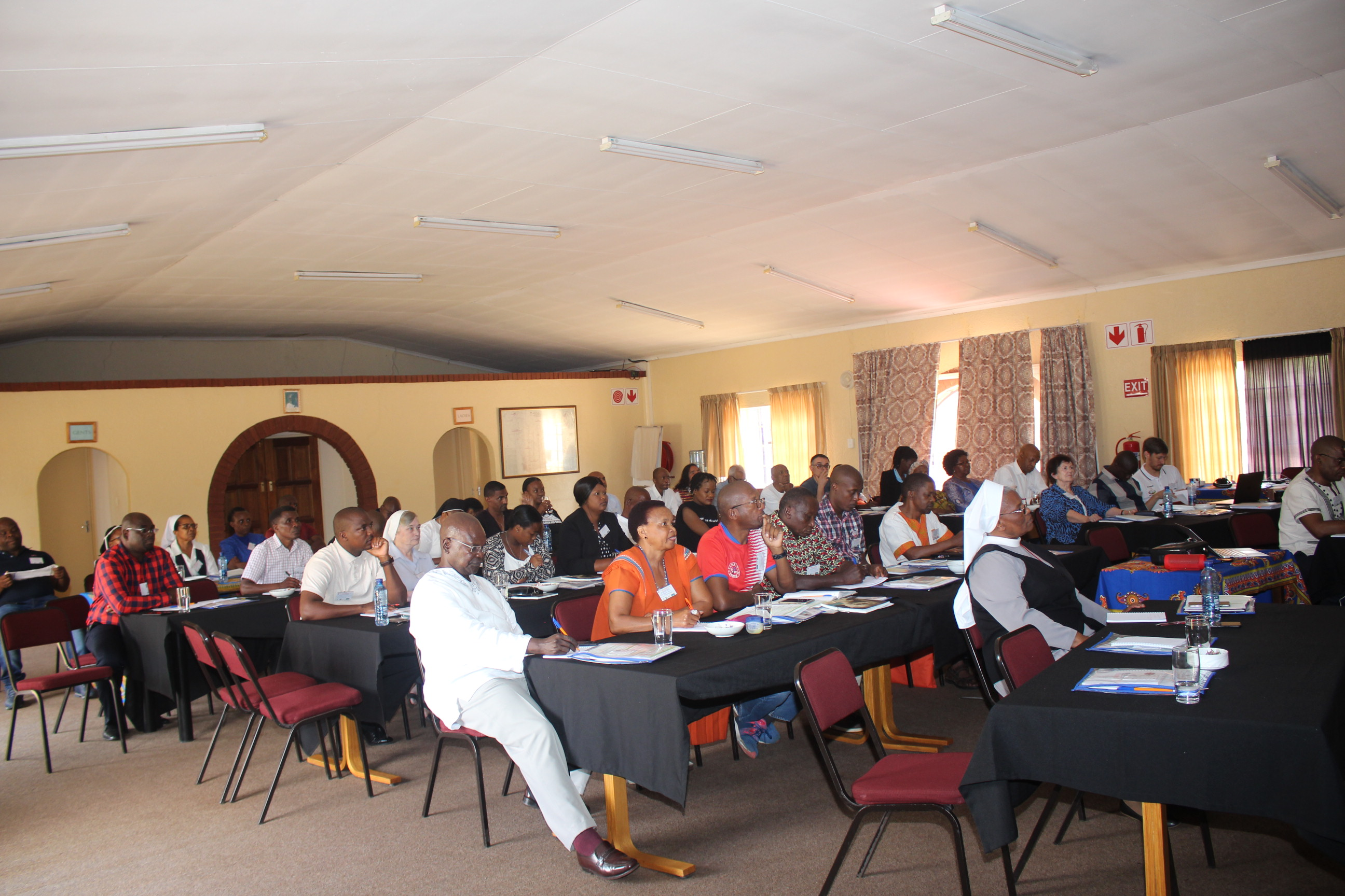SACBC workshop on Migration for Diocesan Coordinators
