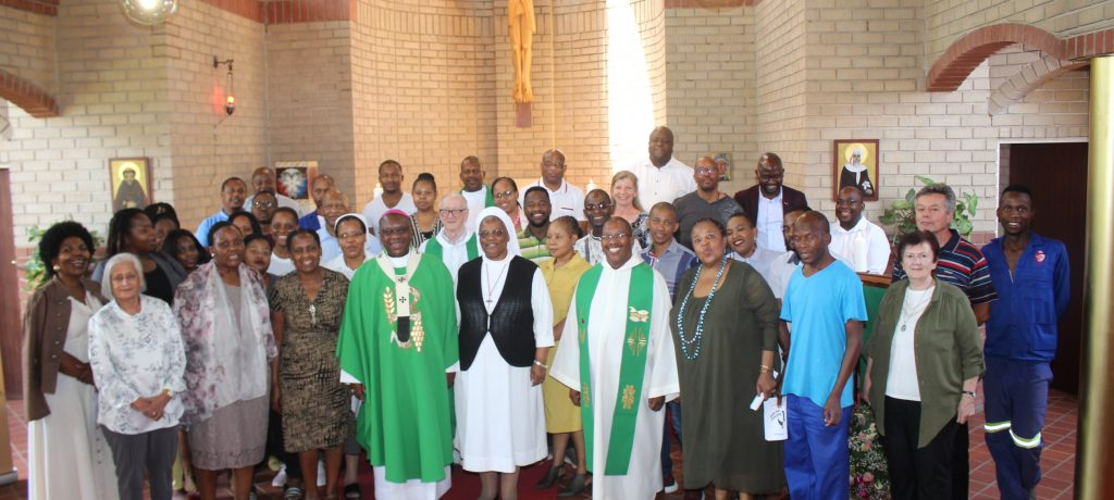 Archbishop Dabula Mpako urges SACBC, Khanya House's staff members not to become sleepwalkers