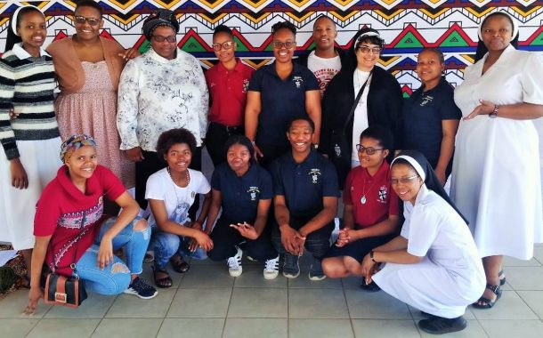 Dominicans deepen their spirituality among South African Youth