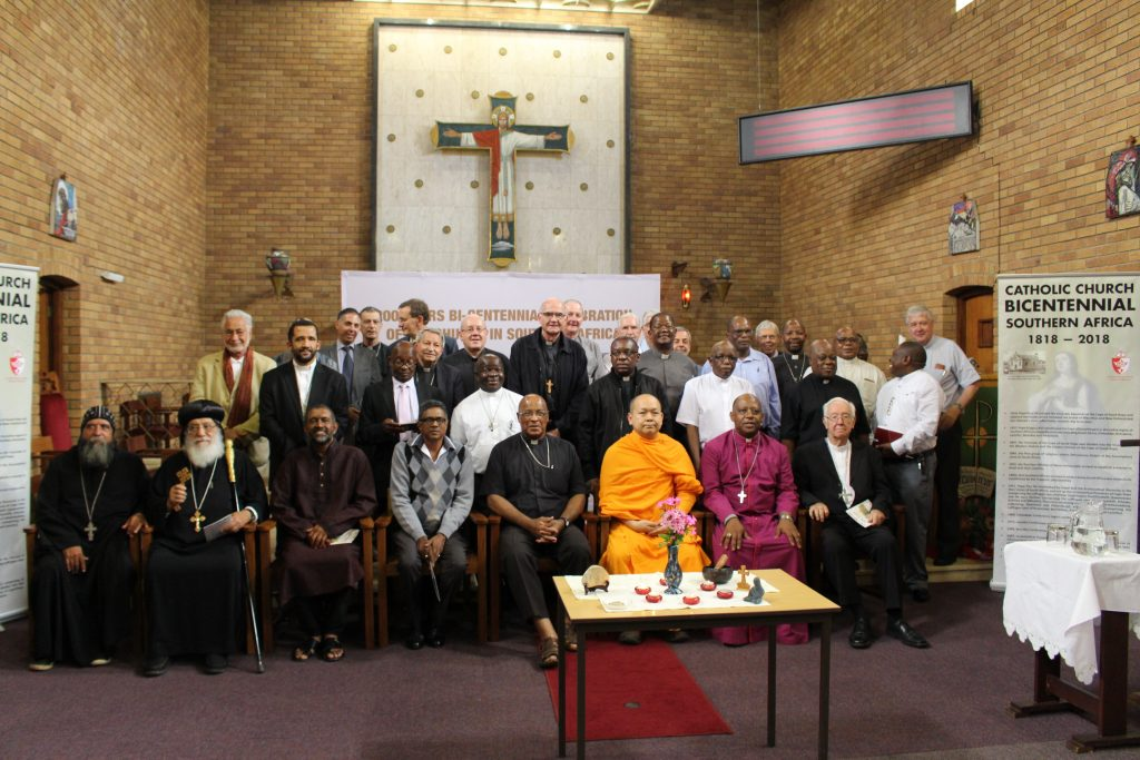 National Church Leaders meet to discuss the role of Churches and Faith Communities in the implementation of the National Development Plan (NDP).