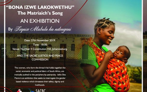 This Exhibition is open for all, SACBC Justice and Peace Commission invites you