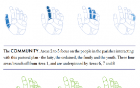 The new #SACBCPastoralPlan has 8 focal areas, which we will be sharing and discussing with you leading up to the launch at Regina Mundi in Soweto on the 26th of January 2020.