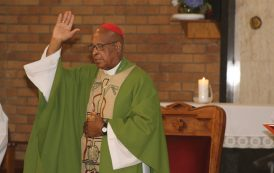 Who are you Lord? What do you want me to do? Homily by Wilfrid Cardinal Napier OFM