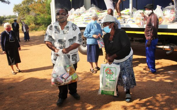 Catholic Church partners with UN Women to help the needy of Winterveldt amid COVID-19 Lockdown
