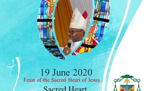 Bishop Mpambani's installation as the Archbishop of Bloemfontein is on the 19 June, 2020