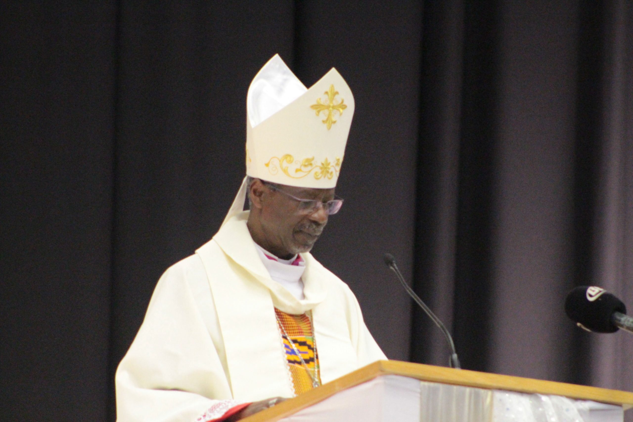 Bishop Frank reflects on the murder of his Friend George Floyd