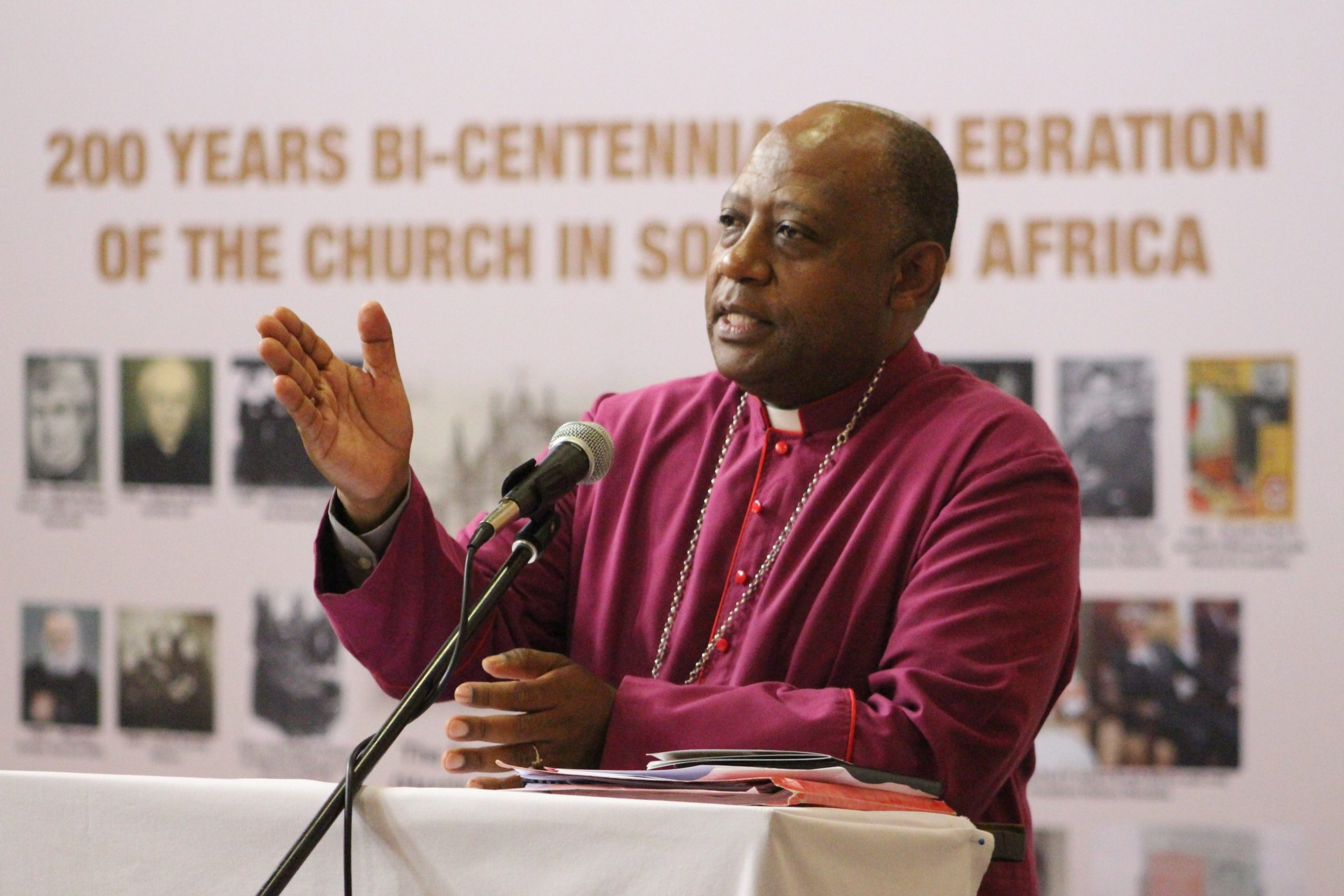 Bishop Victor Phalana - SACBC Justice & Peace