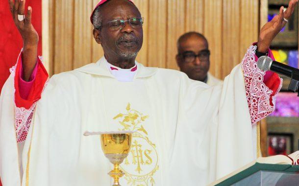 Catholic Church sends a word of Consolation on the feast of Corpus Christi