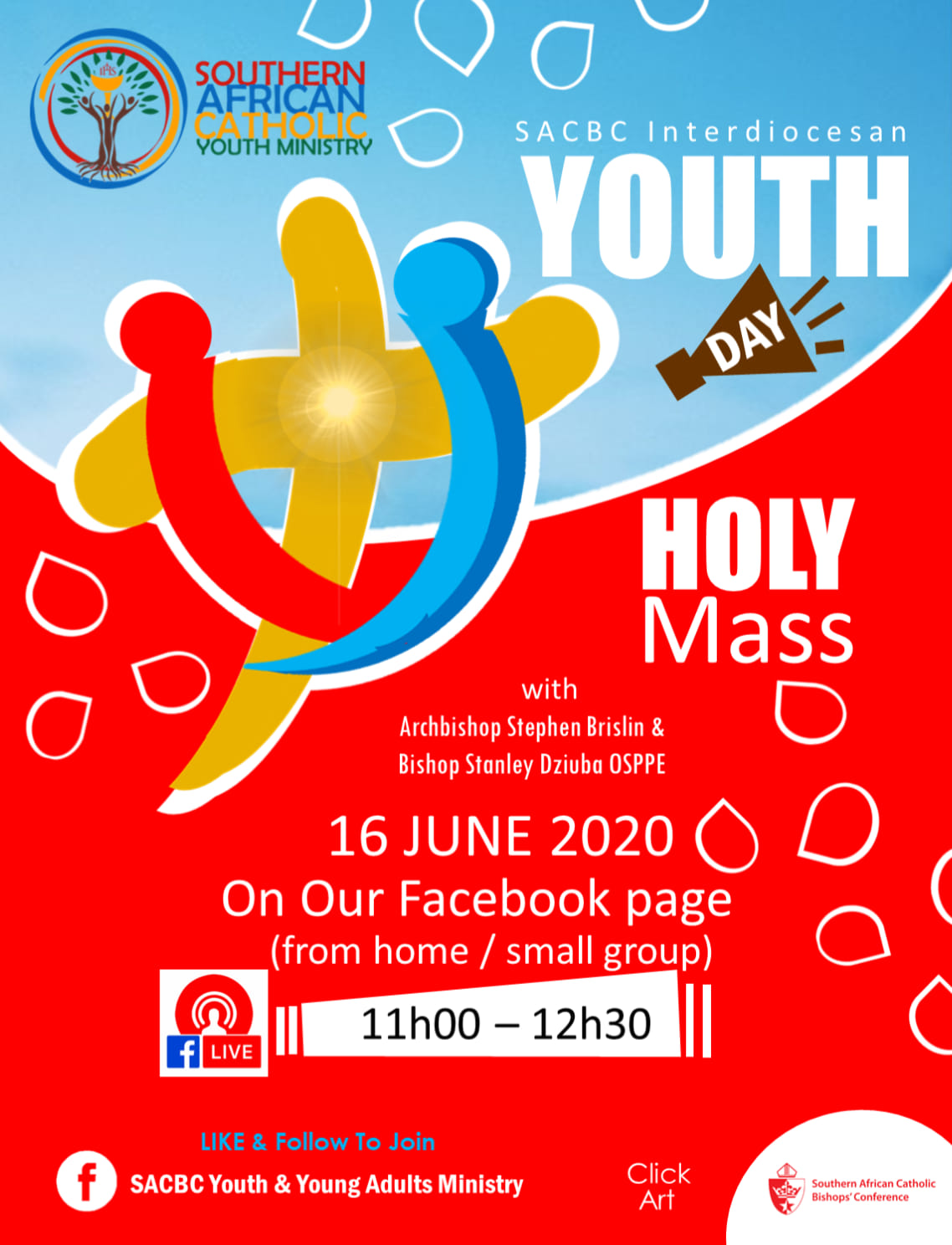Youth Day Celebration on @sacbcyouthministry