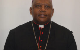 South Africa Bishop says corruption should be treated as treason