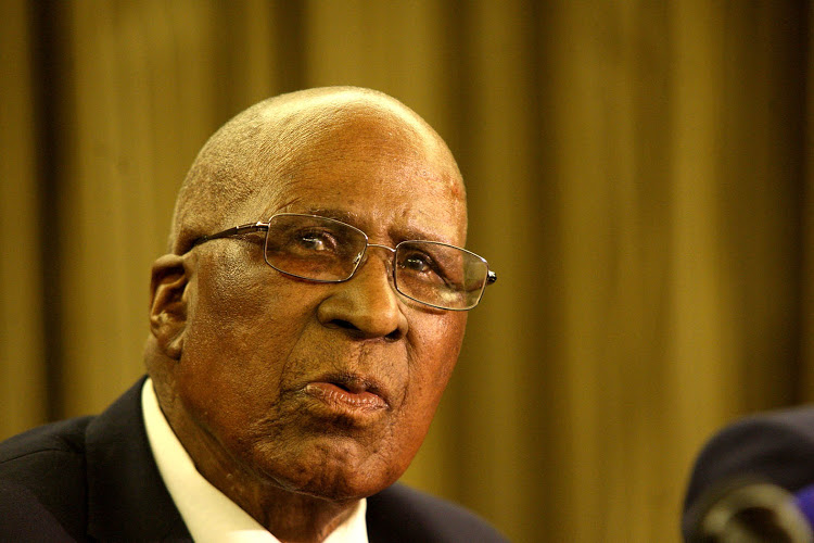 Catholic Church Message of Condolences on the Passing on of Mr Andrew Mlangeni