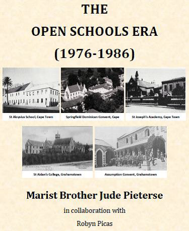 """How the Catholic Church convinced the apartheid government to allow private schools to be """"open"""" to all citizens - Get a copy from Pauline Books & Media"""