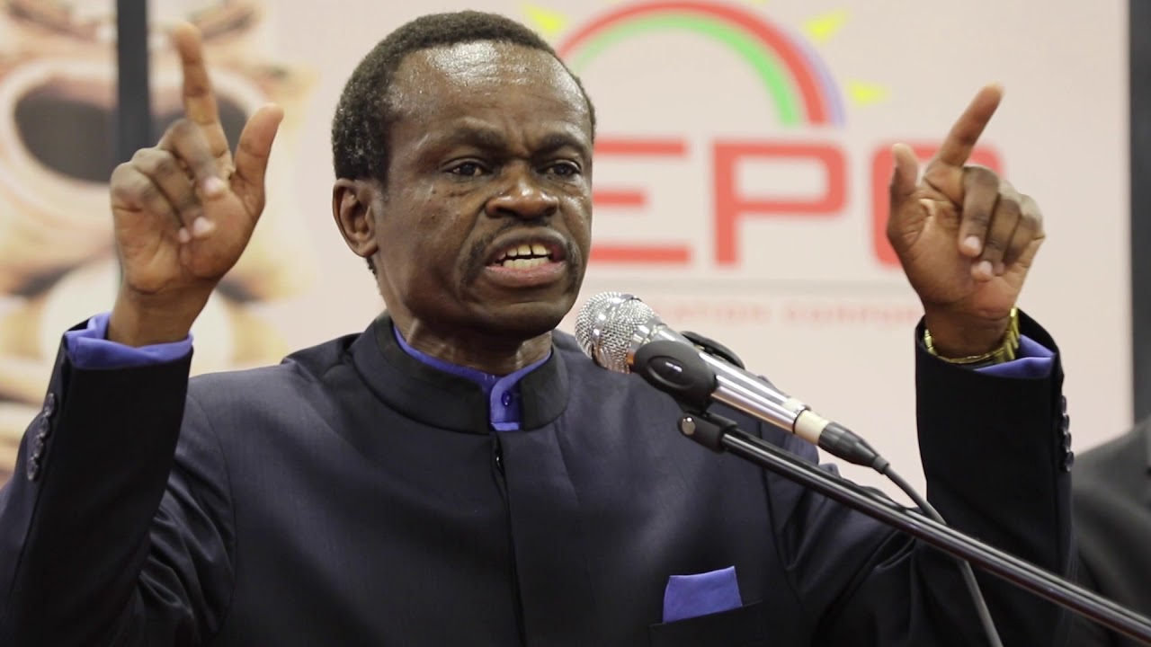 Prof. Lumumba, pic by the Busy African