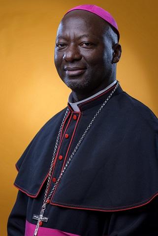 Bishop Joseph Kizito
